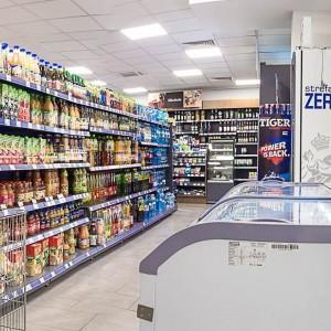 produkty w sklepie